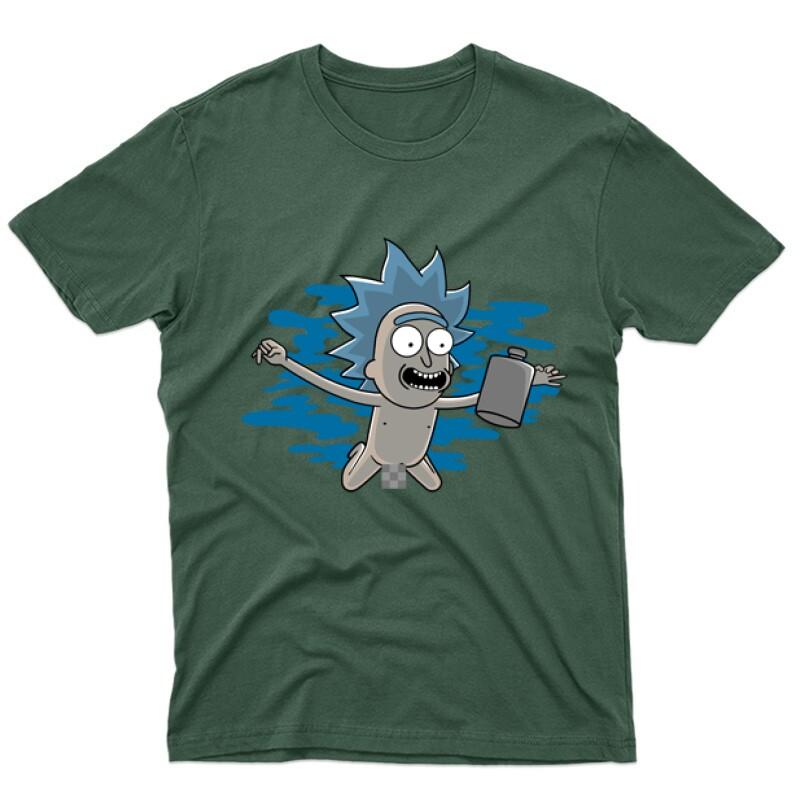 Rick Baby Férfi póló