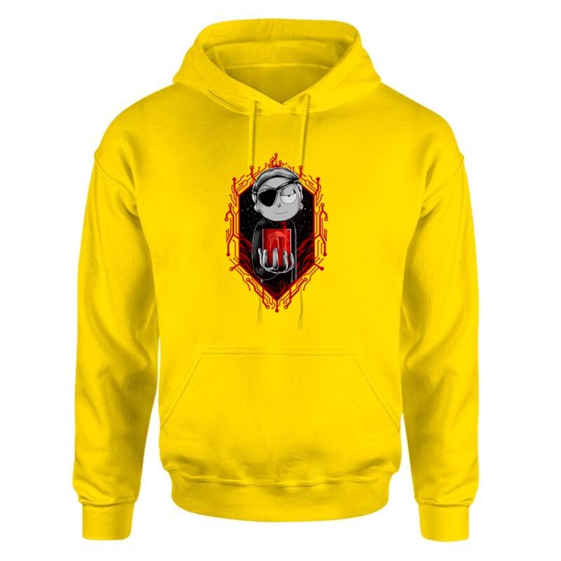 Evil Morty Unisex pulóver