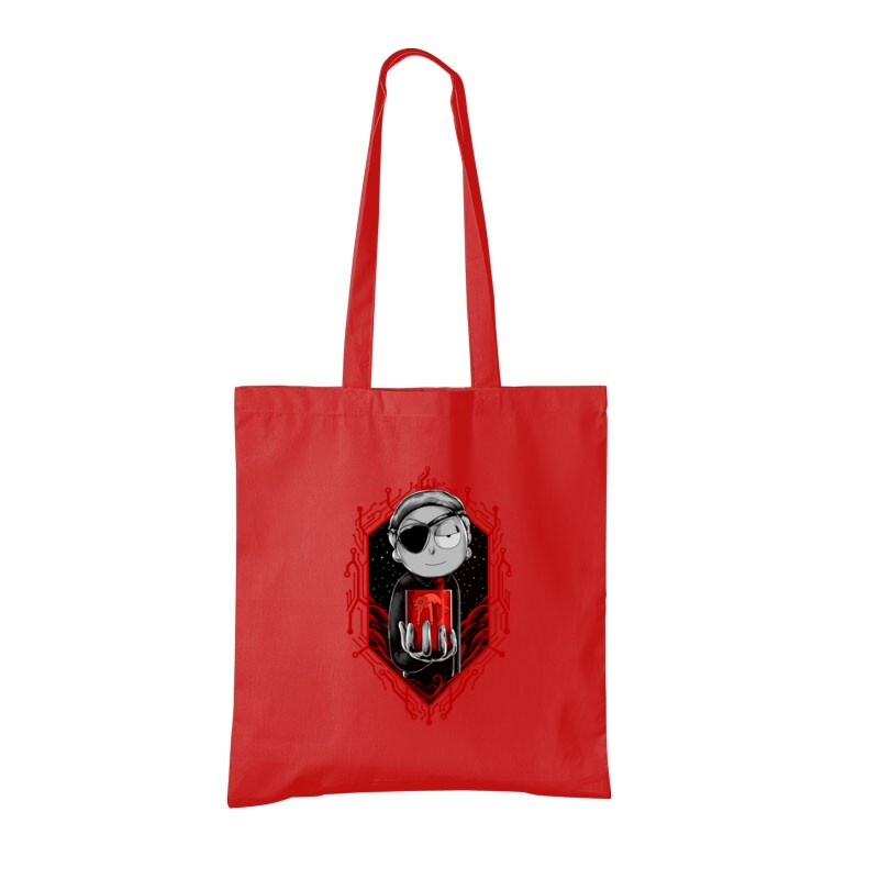 Evil Morty Bevásárló táska