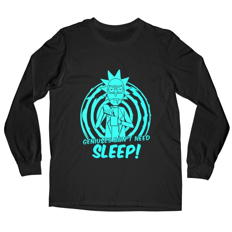 Sleep! Hosszú ujjú póló