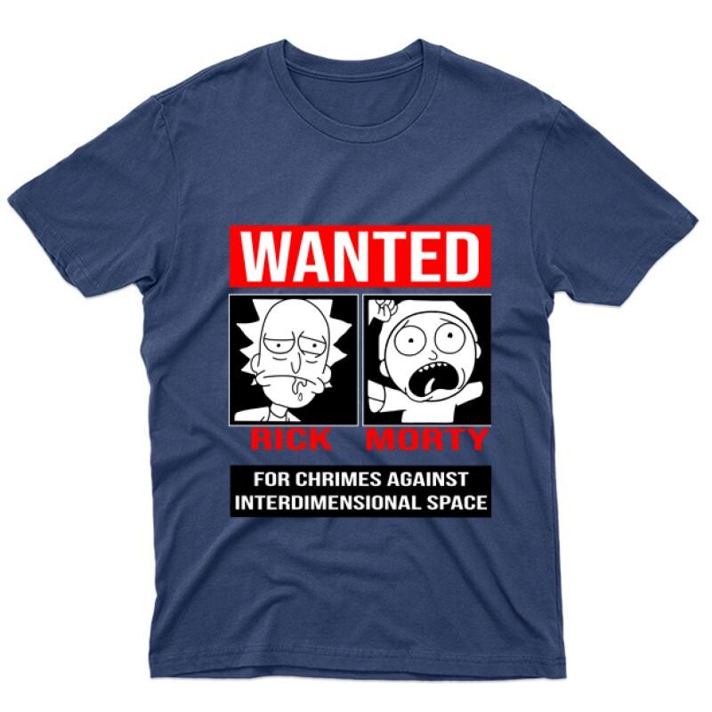 Wanted Férfi póló