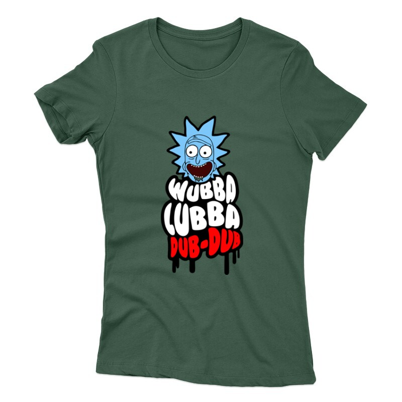 Wubba Lubba Női póló