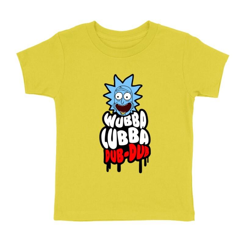 Wubba Lubba Gyermek póló