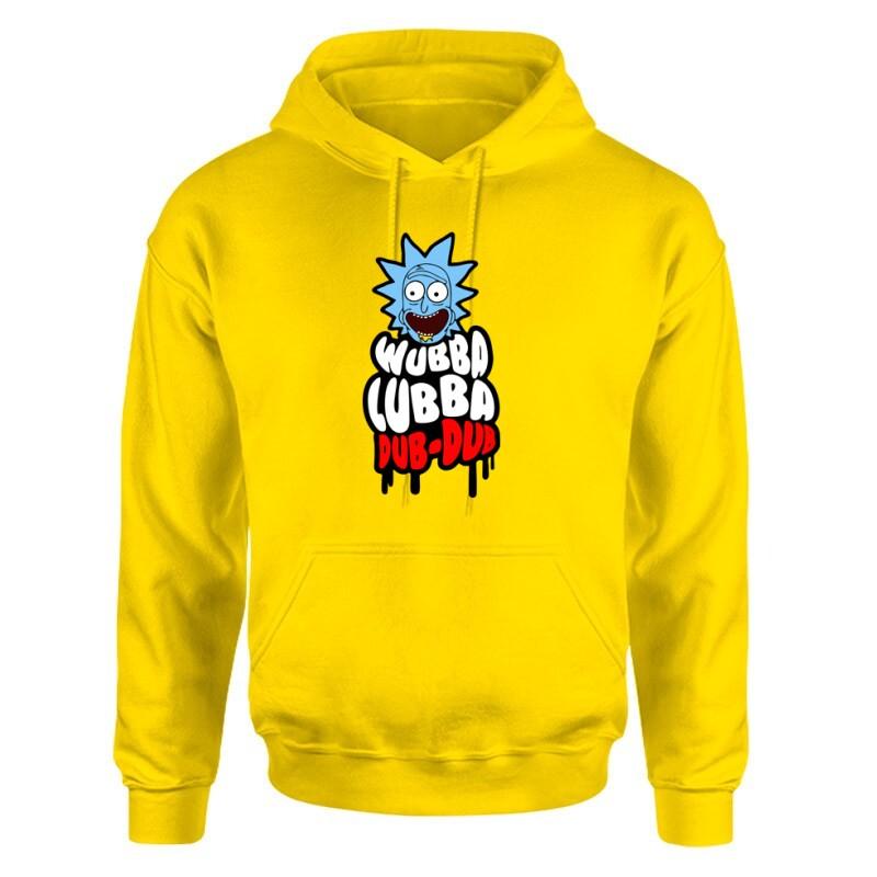 Wubba Lubba Unisex pulóver