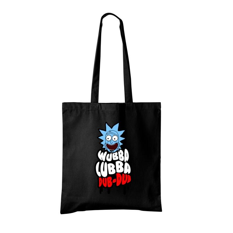 Wubba Lubba Bevásárló táska