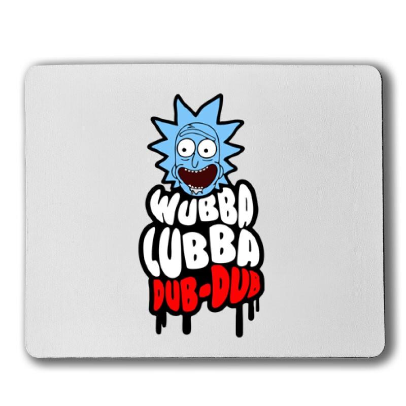 Wubba Lubba Egérpad