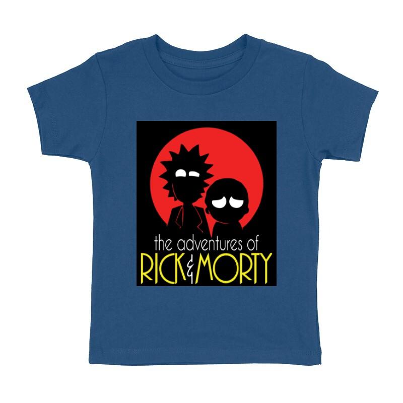 Rick Morty Gyermek póló