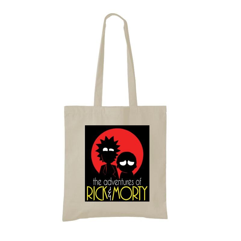 Rick Morty Bevásárló táska