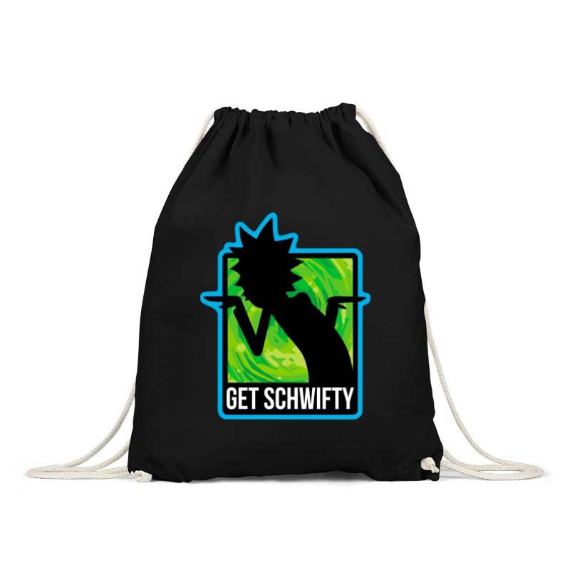 Get schwifty Tornazsák