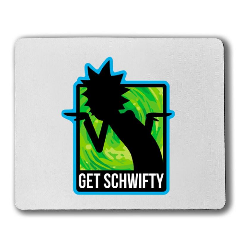 Get schwifty Egérpad
