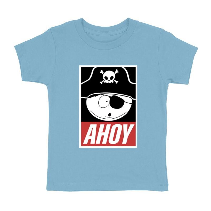 Rick Morty Ahoy Gyermek póló