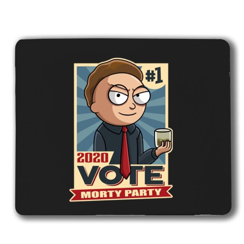 Vote Morty Egérpad
