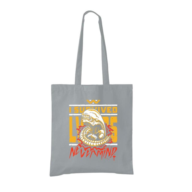 I Survive LV426 Bevásárló táska