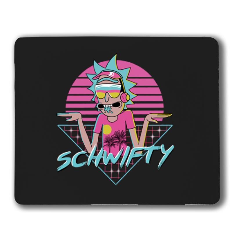 Schwifty Neon Egérpad
