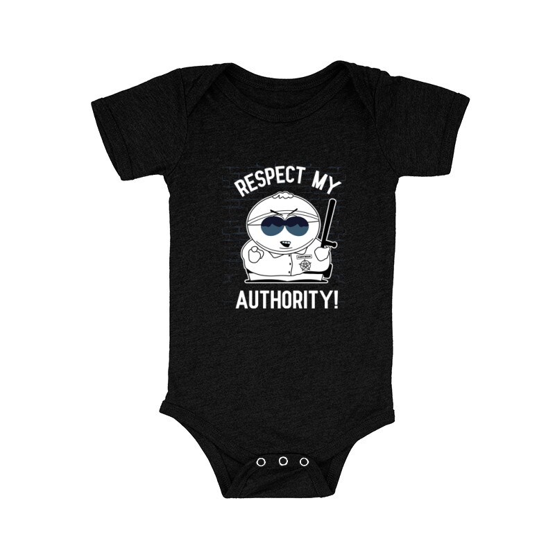 Respect My authority 2 Bébi body