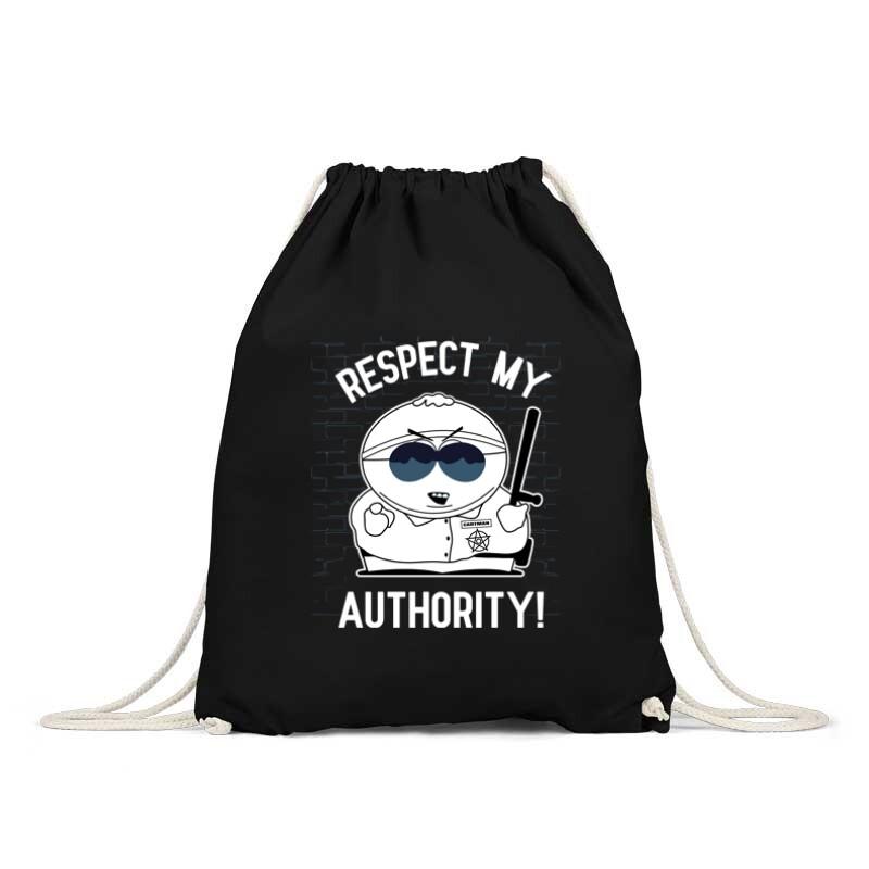 Respect My authority 2 Tornazsák