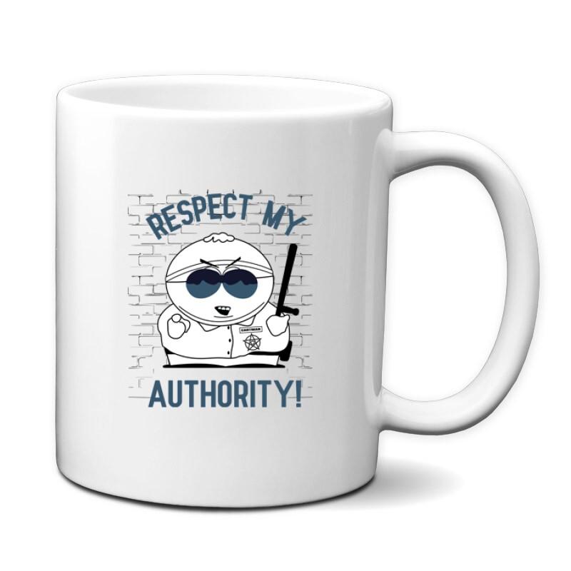 Respect My authority 2 Bögre