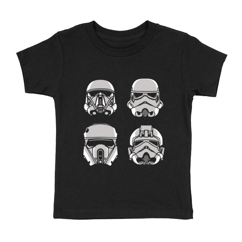 4 Troopers Gyermek póló