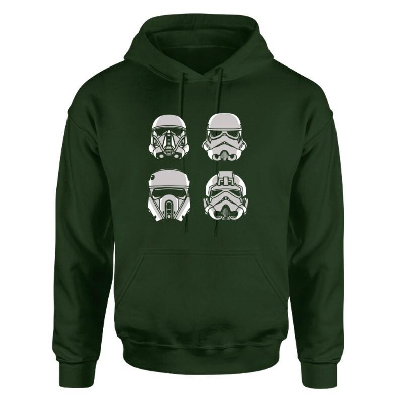 4 Troopers Unisex pulóver