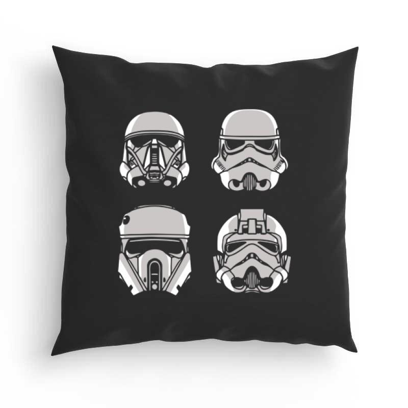 4 Troopers Párna