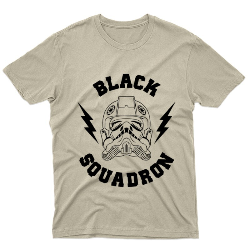 Black Squadron Férfi póló