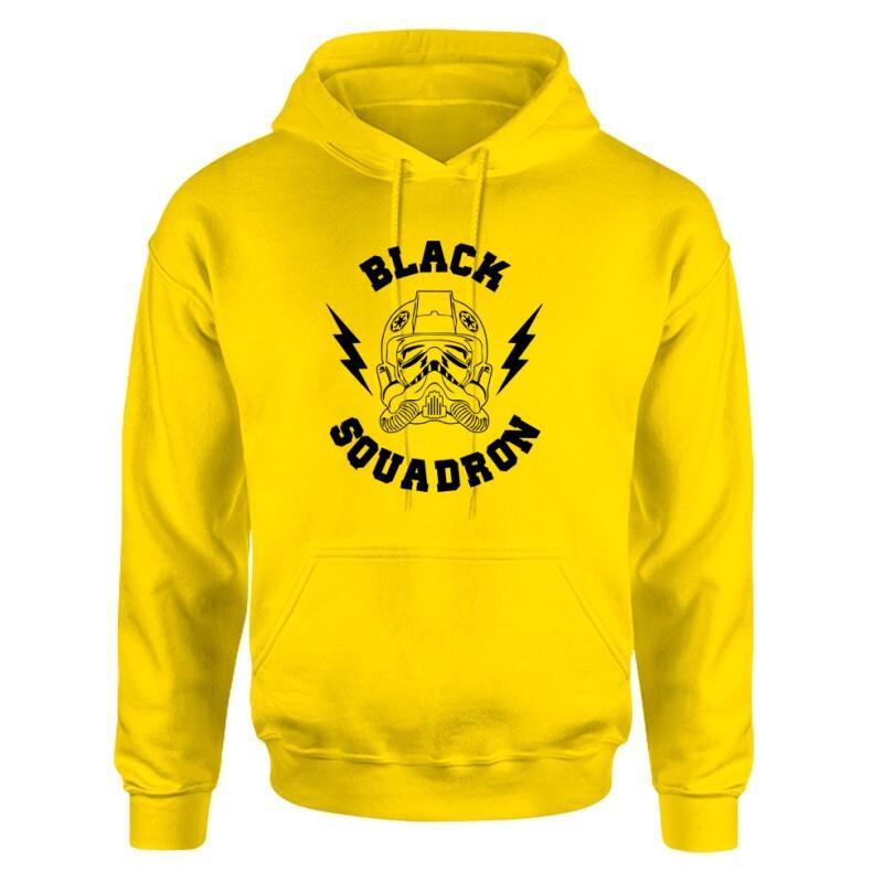 Black Squadron Unisex pulóver