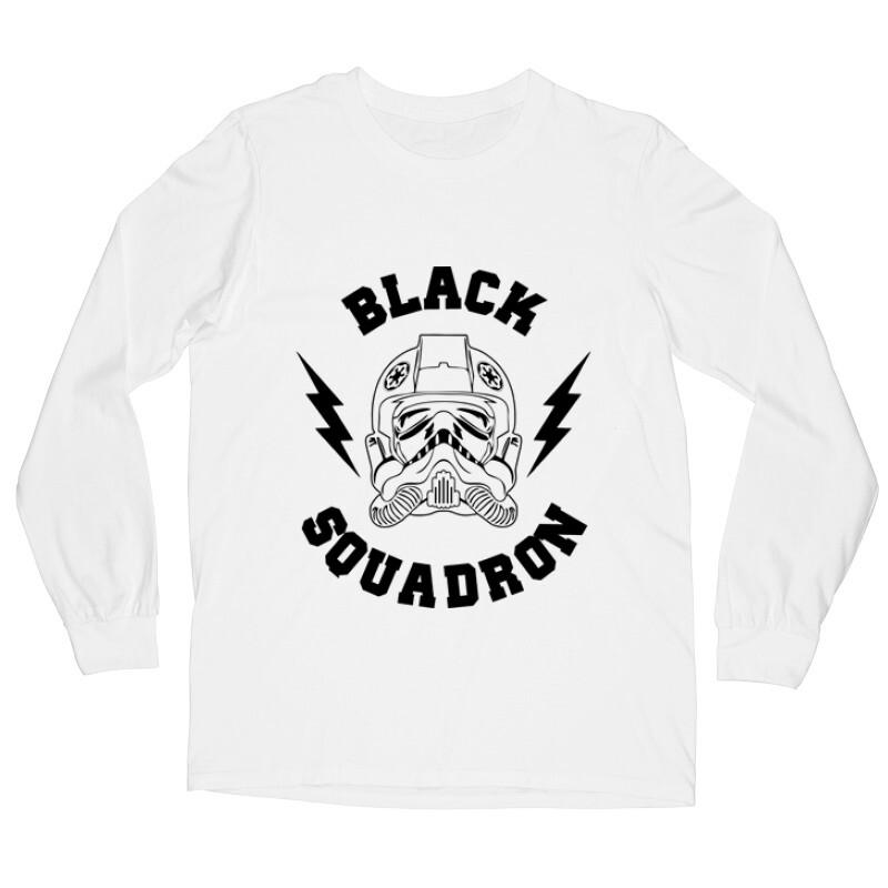 Black Squadron Hosszú ujjú póló