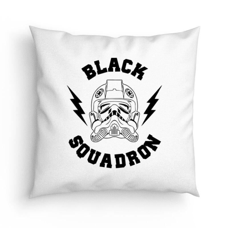 Black Squadron Párna