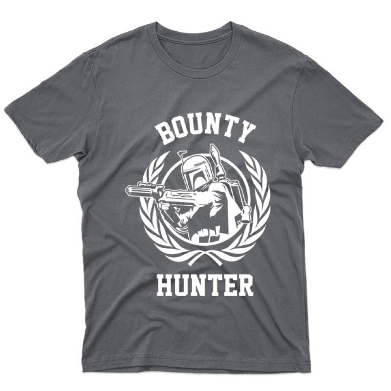 Bounty hunter Férfi póló