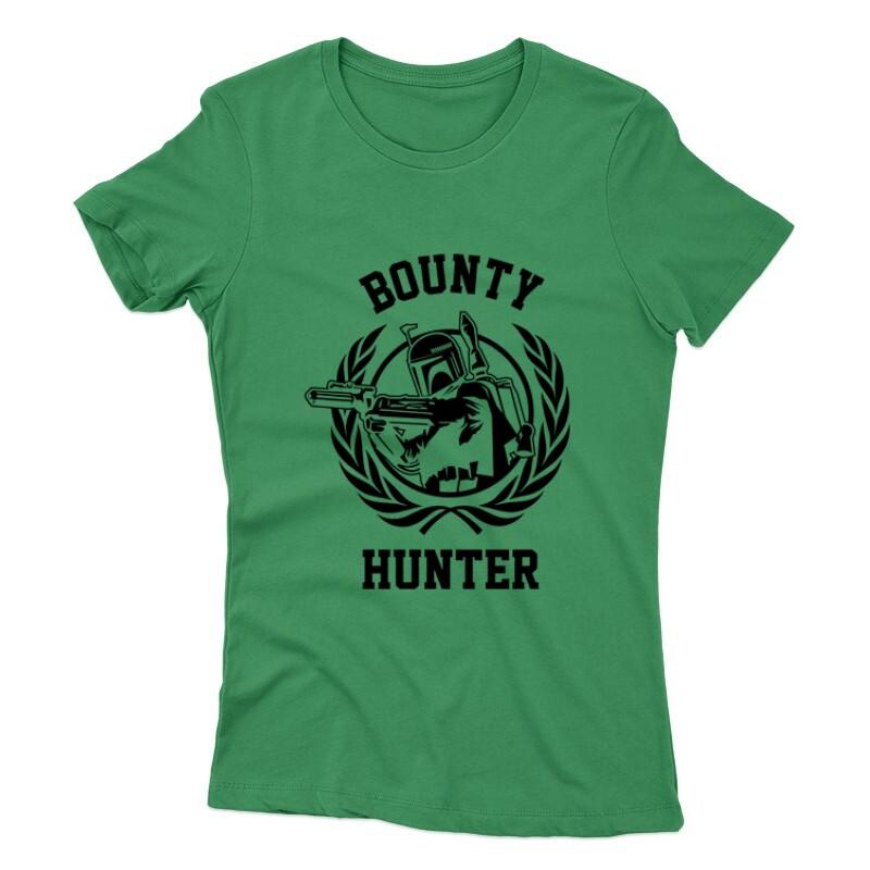 Bounty hunter Női póló