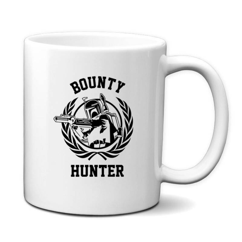 Bounty hunter Bögre