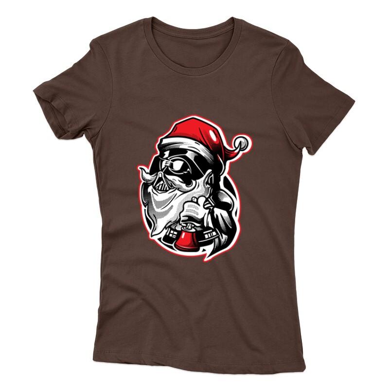 Darth Vader Santa Női póló