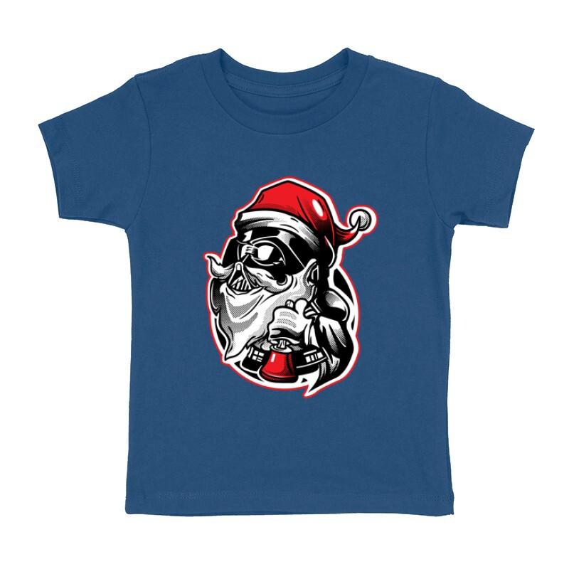 Darth Vader Santa Gyermek póló