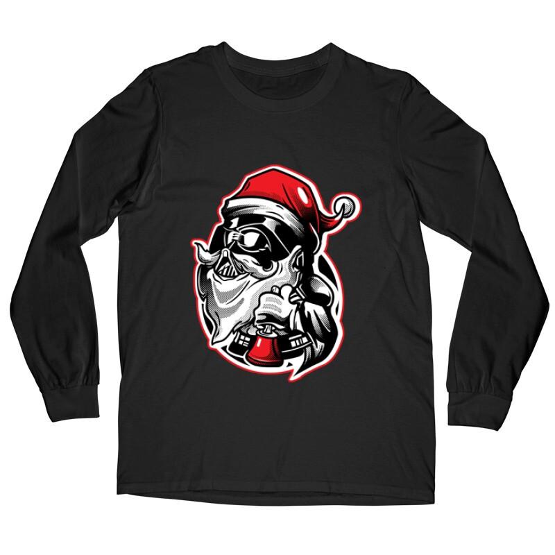 Darth Vader Santa Hosszú ujjú póló