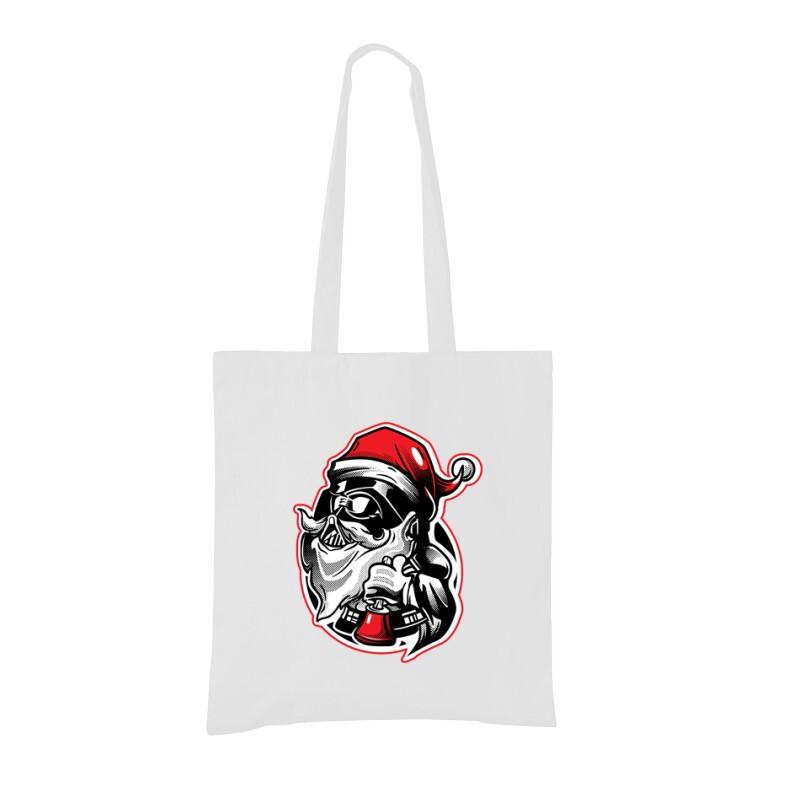 Darth Vader Santa Bevásárló táska