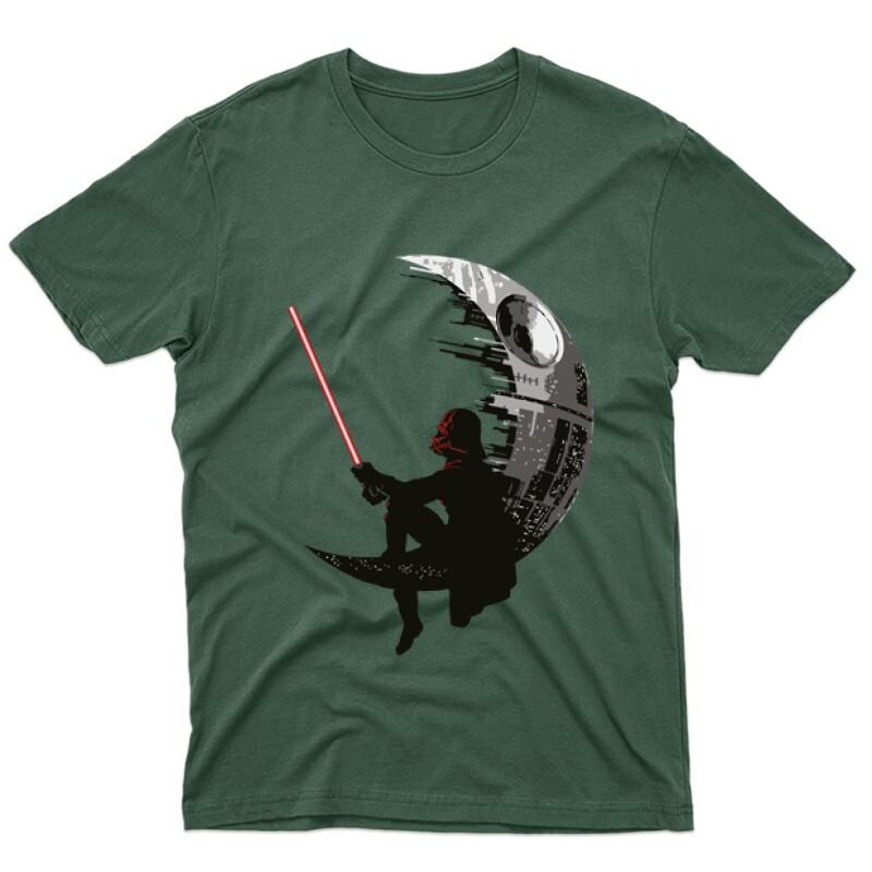 Deathstar Vader Férfi póló