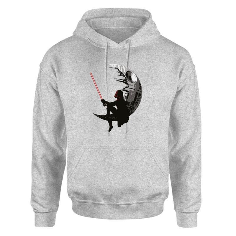 Deathstar Vader Unisex pulóver