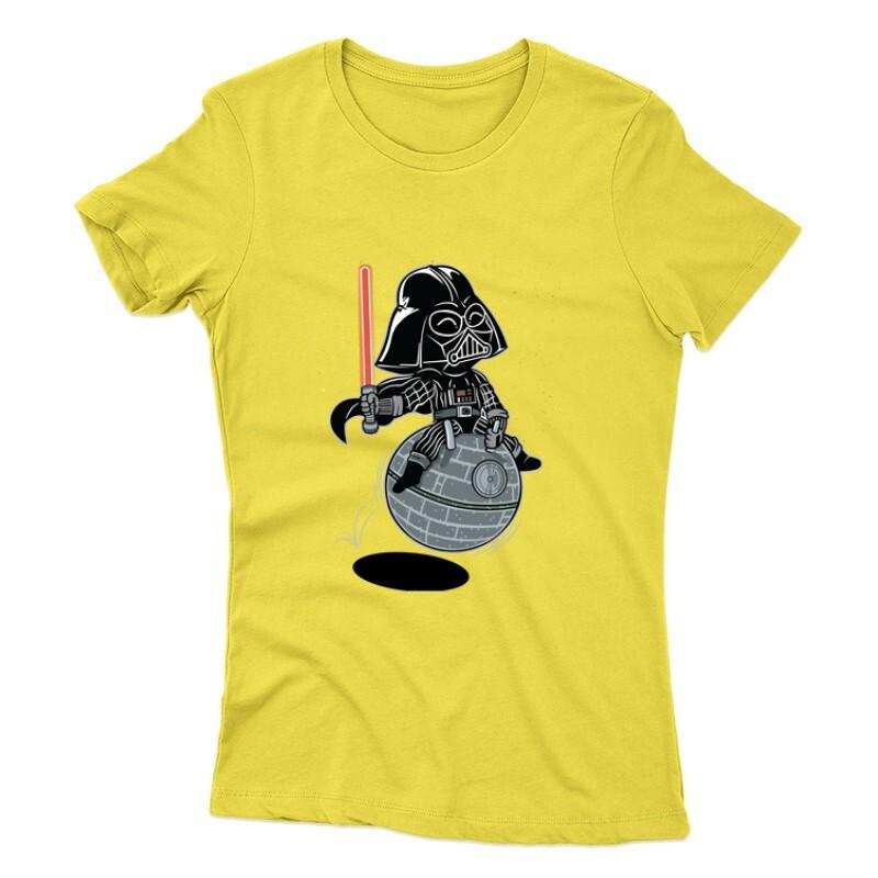 Deathstar Rodeo Női póló