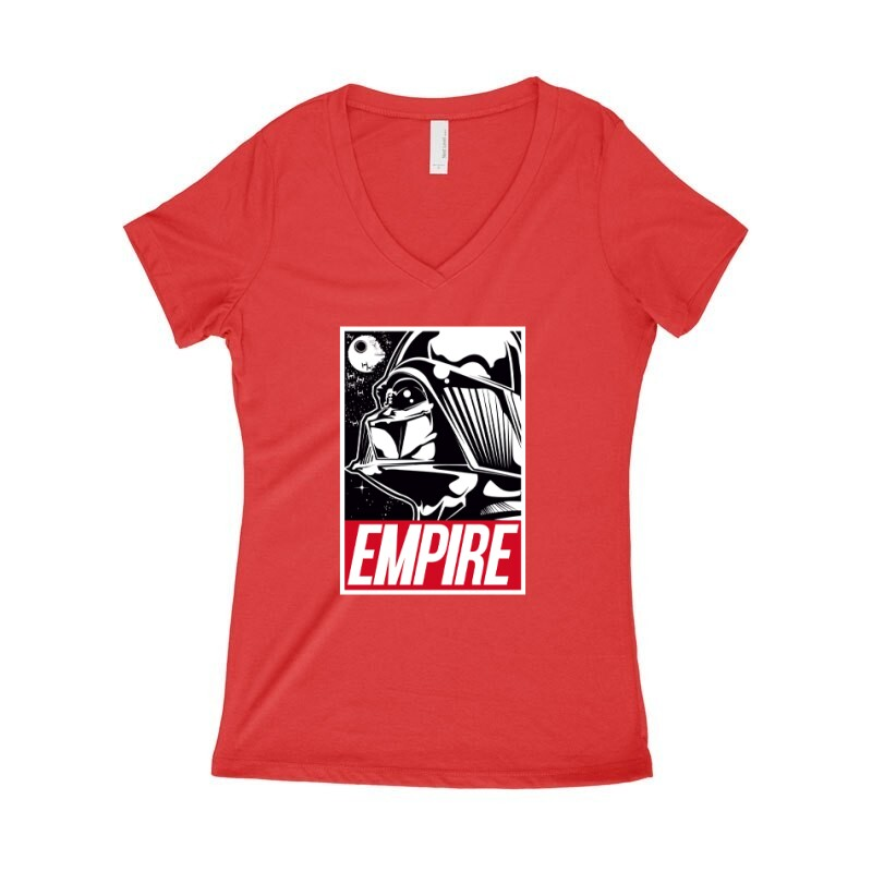 Empire Női póló V kivágott