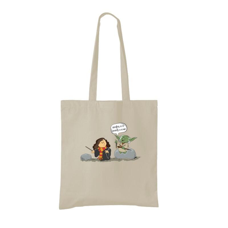 Leviosa Yoda Bevásárló táska