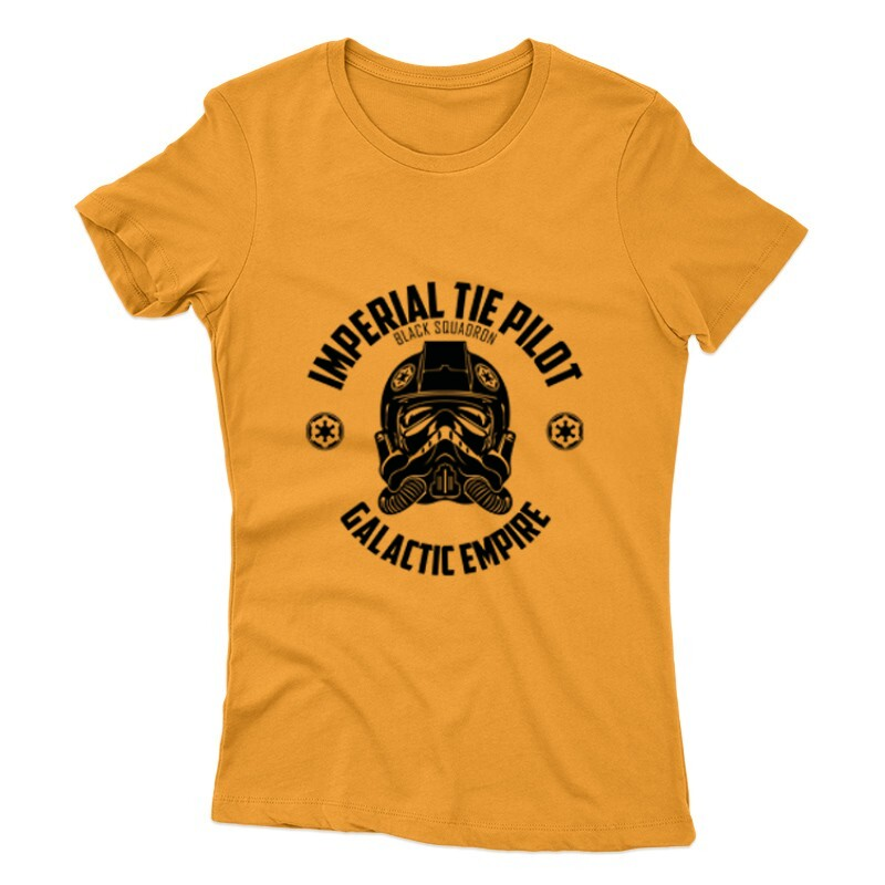 Imperial Tie Pilot Női póló