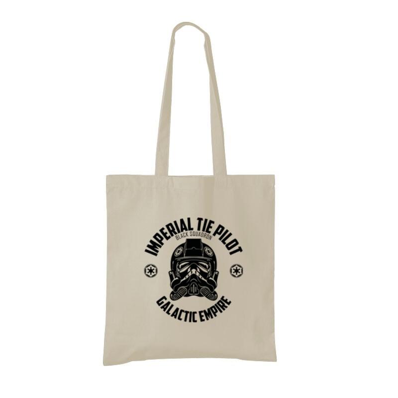Imperial Tie Pilot Bevásárló táska