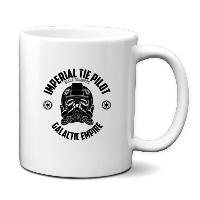 Imperial Tie Pilot Bögre