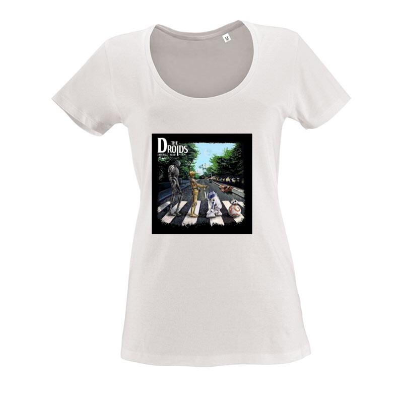 Imperial  Road O nyakú női póló