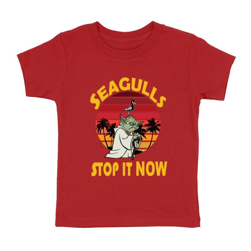 Seagulls Stop  It Now Gyermek póló