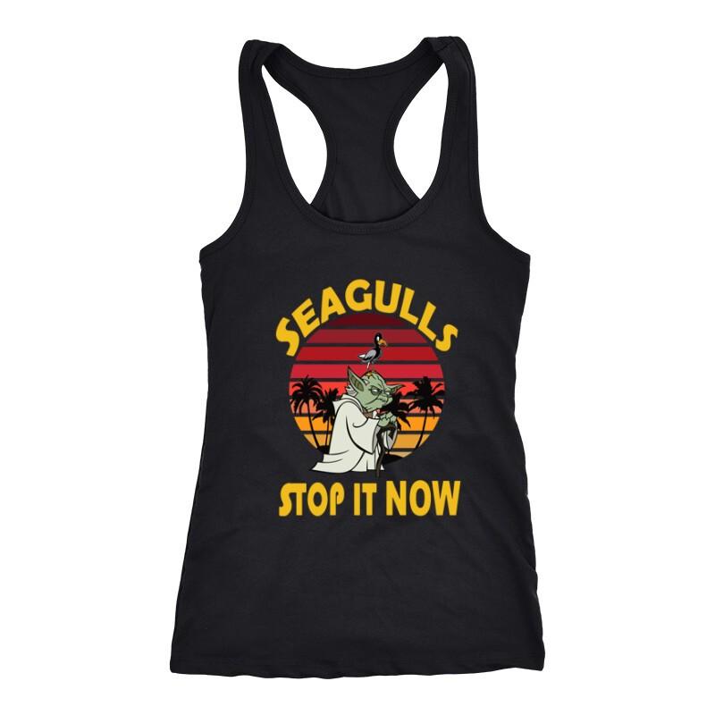 Seagulls Stop  It Now Női Trikó