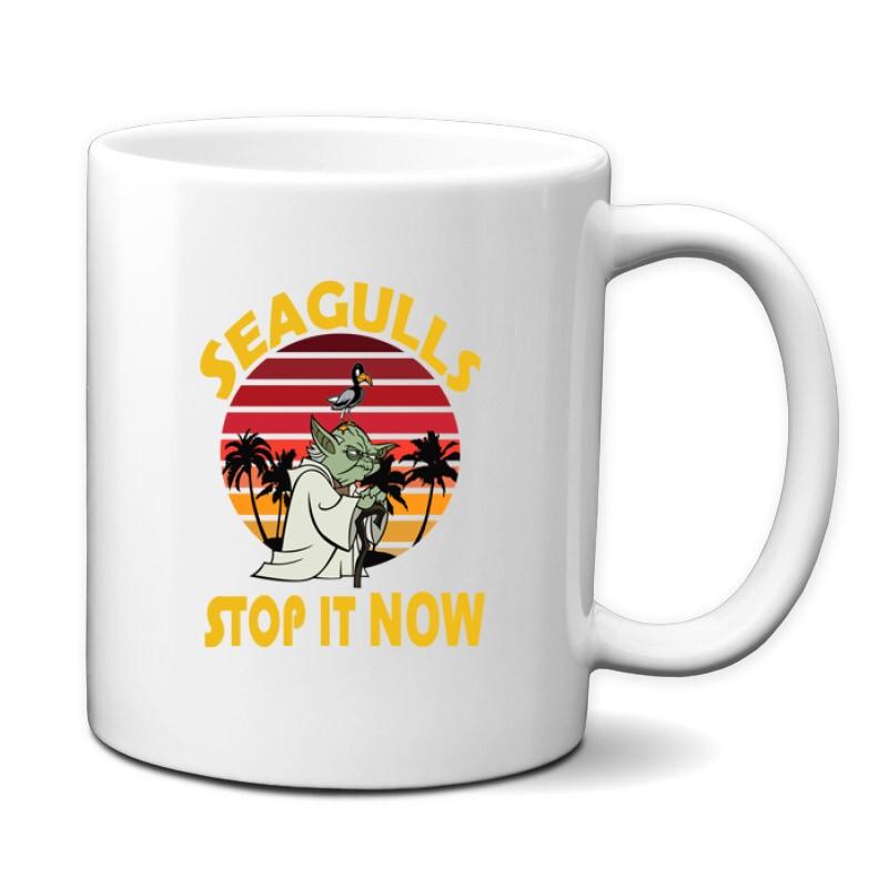 Seagulls Stop  It Now Bögre