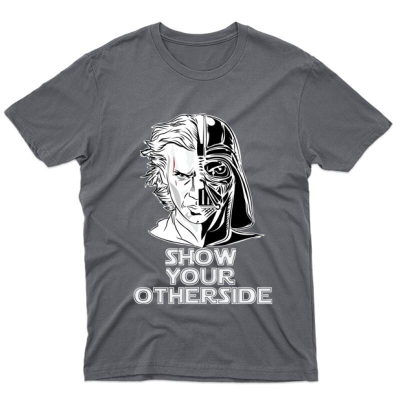 Show Your Otherside Férfi póló
