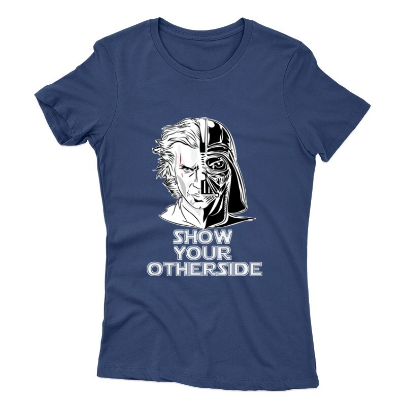 Show Your Otherside Női póló