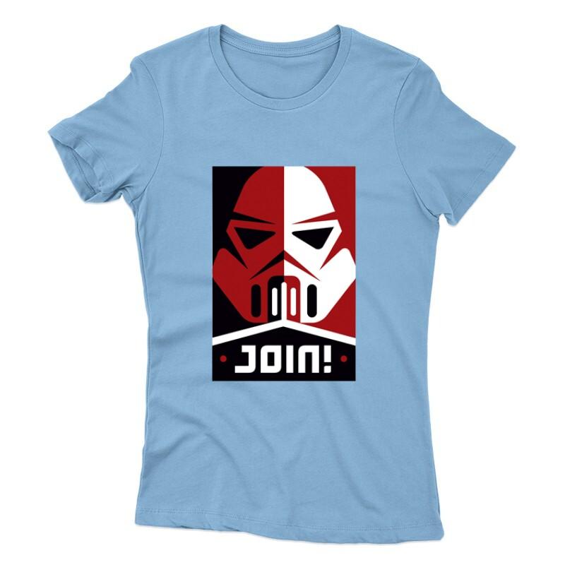 Stromtrooper Join Női póló
